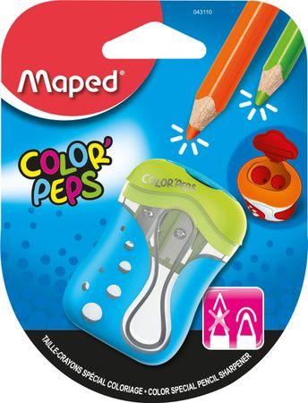 Maped šilček Blister Color'Peps, dvojni
