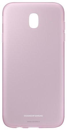 Samsung ovitek EF-AJ730TPE za J7 (2017), roza