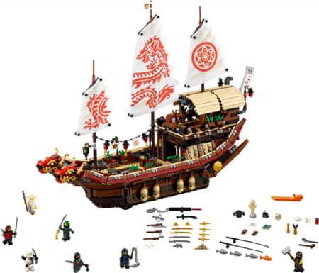 LEGO NINJAGO 70618 Sors jutalma