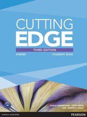 Cunningham Sarah: Cutting Edge 3rd Edition Starter Students´ Book w/ DVD Pack