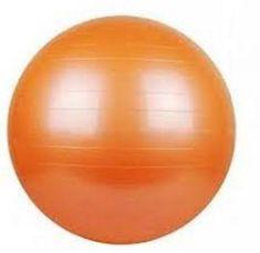 Spartan žoga za vadbo, 85 cm, oranžna