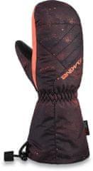 Dakine otroške smučarske rokavice Tracker Mitt, črne