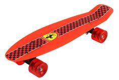 Ferrari rolka FBP4 medium, rdeča