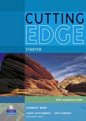 Cunningham Sarah: Cutting Edge Starter Students´ Book w/ CD-ROM Pack