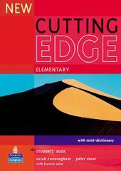 Cunningham Sarah: New Cutting Edge Elementary Students´ Book