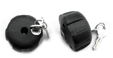 Peruzzo ključavnica Locking Knob, 2 kosa