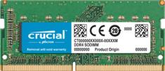 Crucial RAM SODIMM DDR4 8GB, PC4-19200, 2400MT/s, CL17, SR x8, 1.2V za Mac (CT8G4S24AM)