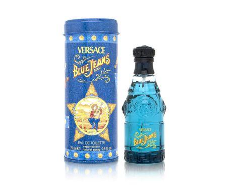 Versace toaletna voda Blue Jeans - EDT, 75 ml