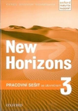 Radley Paul: New Horizons 3 Pracovní Sešit