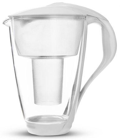 DAFI Crystal classic vízszűrő kancsó 2 l, fehér