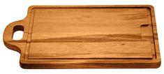Tramontina Vágódeszka természetes fa 50x32x2,2cm