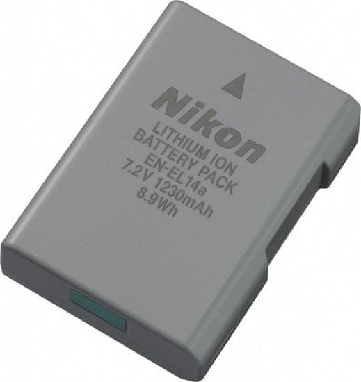 Nikon EN-EL14 akumulátor