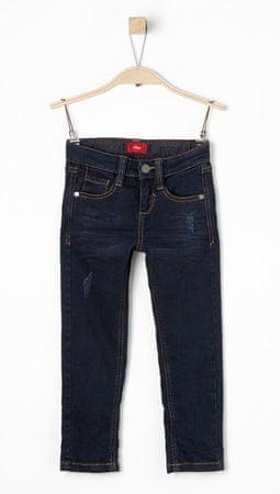 s.Oliver fiúk nadrág slim 104 kék