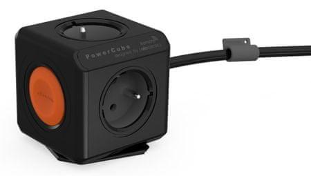 PowerCube Extended Remote, čierna
