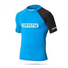 Mystic Event SS Lycra majica, plava