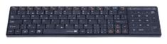 Connect IT bezdrôtová klávesnica + touch pad/num pad KW3100 (CI-210)