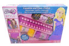 Unikatoy set za pletenje Beauty Style, šk. 24896