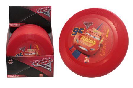 Mondo toys frizbi Cars 3, premer 23 cm, disp. 09091