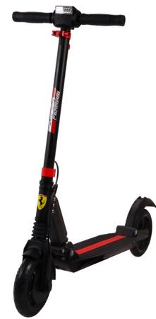 Ferrari električni skiro FXE240, črn