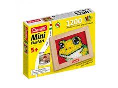 Quercetti Mini Pixel Art - žaba