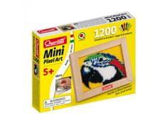 Quercetti Mini Pixel Art - papagáj