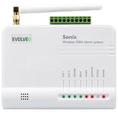 Evolveo bezprzewodowy alarm GSM