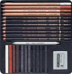 Koh-i-Noor metalni set za crtanje (8899)
