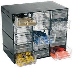 ArtPlast Hobby tároló doboz 15 - 228x140x190 mm