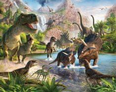 Walltastic fototapeta Dinozaury