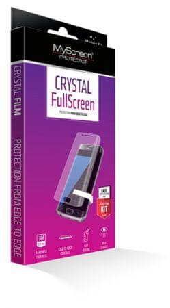MyScreen Protector zaštitna folija Crystal Full Screen za Huawei P10