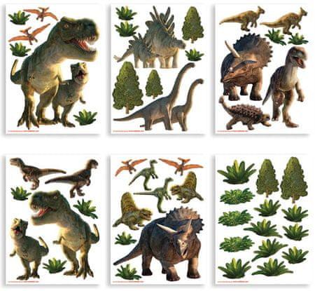 Walltastic dekoracja Dinozaury