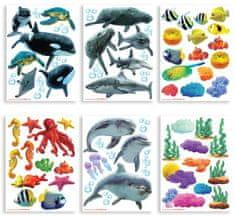 Walltastic samoprzylepna dekoracja Świat morski