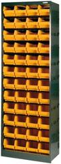 ArtPlast Kovová skřínka s 48 boxy - 640 × 255 × 1900 mm (ART1103)