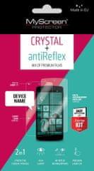 MyScreen Protector zaštitna folija Crystal + AntiReflex za Samsung Galaxy Xcover 4, 2 komada