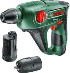 Bosch Bušilica Uneo 12 Li (2x akum baterija) 060398400E