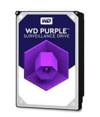 WD trdi disk Purple 3TB SATA3 6Gb/s, 5400, 64 MB