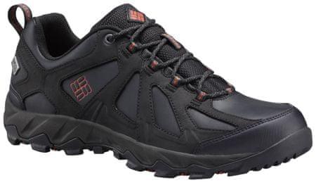 COLUMBIA Peakfreak XCRSN II Low Leather Outdry Black Super Sonic 46