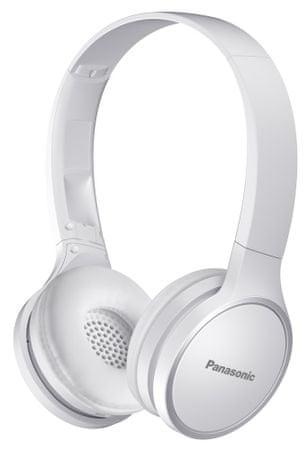 Panasonic RP-HF400BE-W brezžične slušalke, bele
