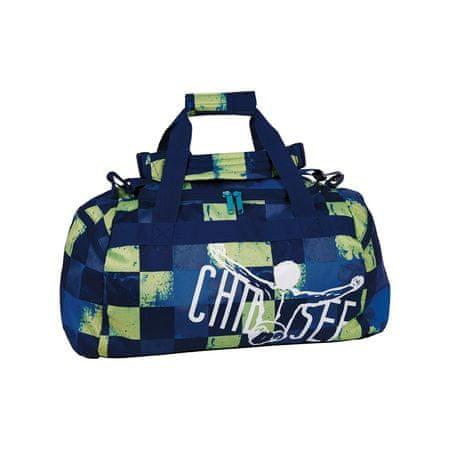 Chiemsee torba Matchbag Swirl Checks, srednja, A0221
