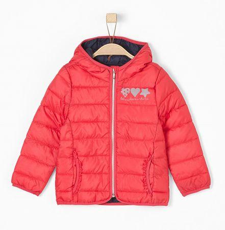s.Oliver lány kabát 140 rózsaszín