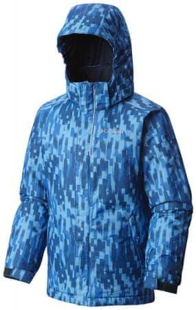 COLUMBIA Twist Tip Jacket Peninsula Brushed Strokes XL