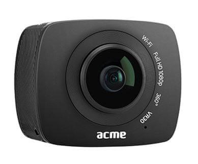 Acme športna kamera VR30 Full HD 360° z Wi-Fi