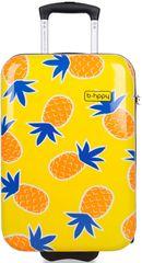 REAbags potovalni kovček B.HPPY Home Sweet Pineapple, S