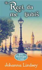 Johanna Lindsey: Reci, da me ljubiš (broširana)