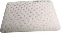 Viscopur anatomiczna poduszka lateksowa DREAMPUR, 60x40, nieprofilowana