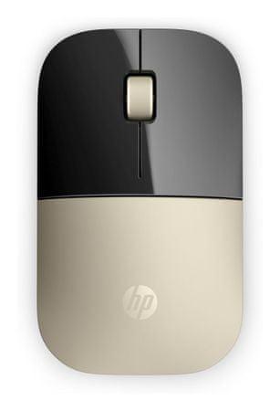 HP Z3700 mysz bezprzewodowa, złota (X7Q44AA)