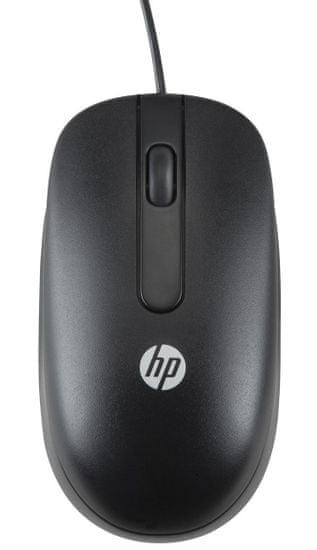 HP USB optická myš, černá (QY777AA)