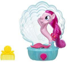 My Little Pony Éneklő tengeri póni tartozékokkal - Pinkie Pie