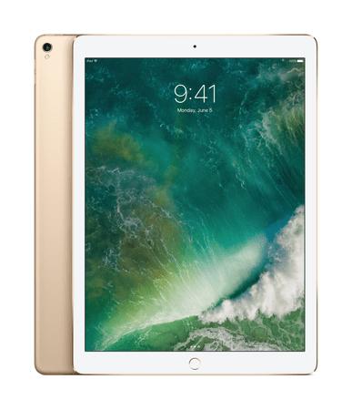 """Apple iPad Pro 12,9"""", 512GB, Wi-Fi (MPL12FD/A) - złoty"""