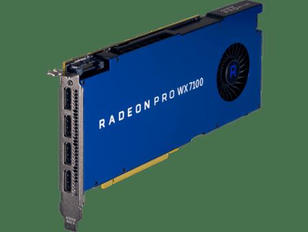 HP grafička kartica AMD Pro WX 7100 8 GB (Z0B14AA)